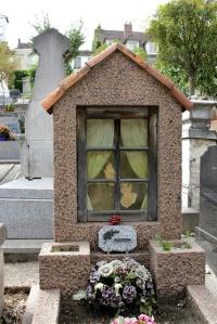 Grave of Nicolas Platon-Argyriades