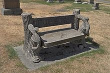 Grave_Bench