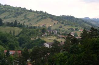 11. Romania Hillside View