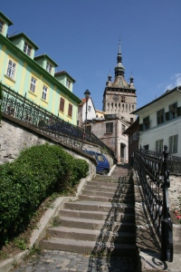 13. Sighisoara Clock Tower