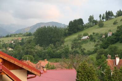 9. Romania Hillside