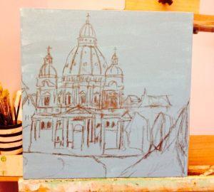 12. Orthodox Sketch
